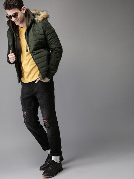 Full Length Parka Coat