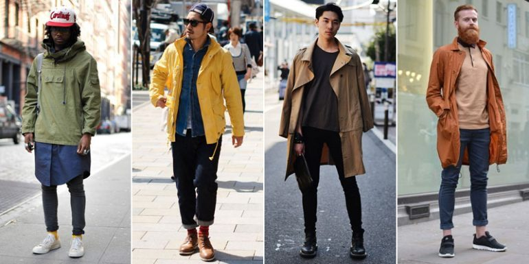 10 Full Length Coats For Men To Make A Style Statement