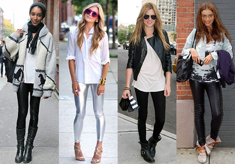 Top Ways to Style Jeggings with Tops