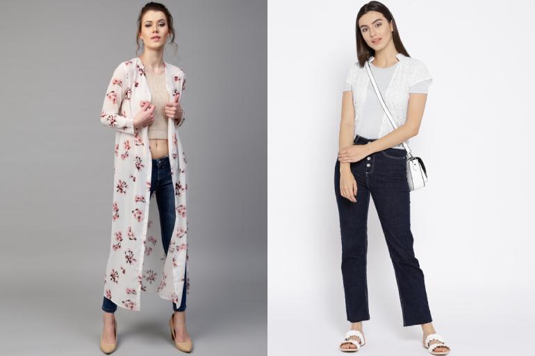 5 Ways To Style White Shrugs