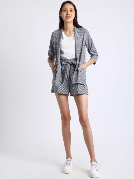 Tuxedo Blazer Coat
