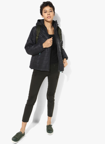 Quilted Wildcarft Jacket
