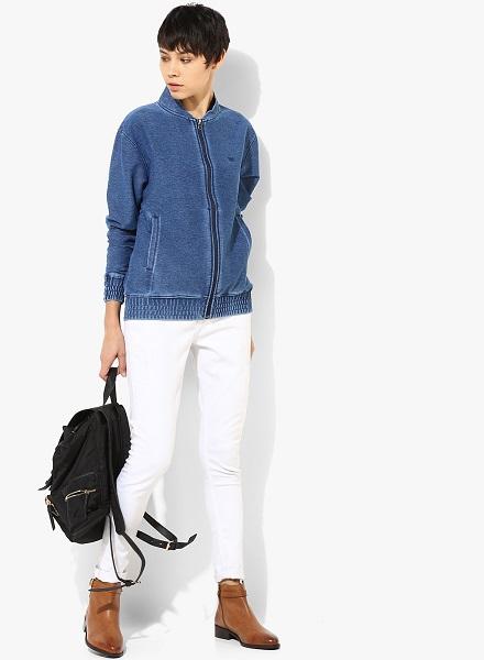 Cotton Sweat Jacket