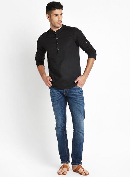 Shirt Designer Kurta