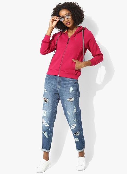 Trendy Sweat Jackets