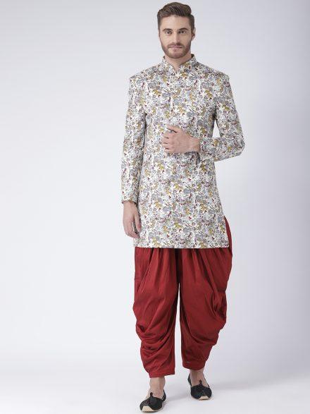 All-Printed Sherwani