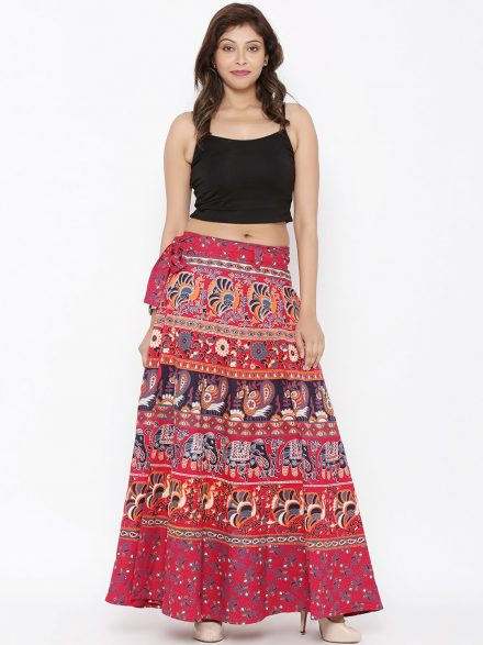 Ethnic Long Skirt