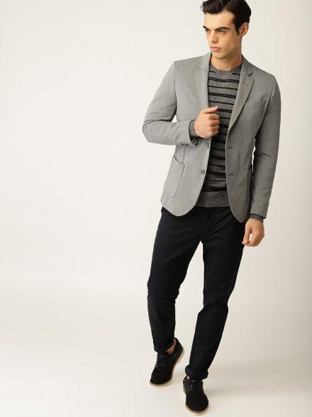 Casual Blazer Jacket