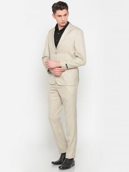 Classic Beige Suit