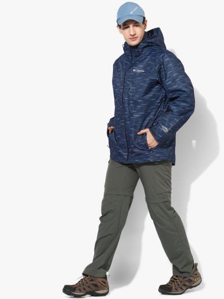 Casual Waterproof Jacket