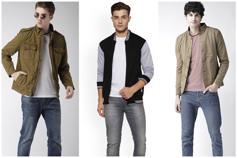 Top Cotton Jackets for Men To Get All Styled-Up In