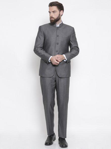 Peter England Bandhgala Suit
