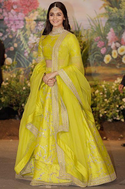 Alia Bhatt: Green Is The New Black