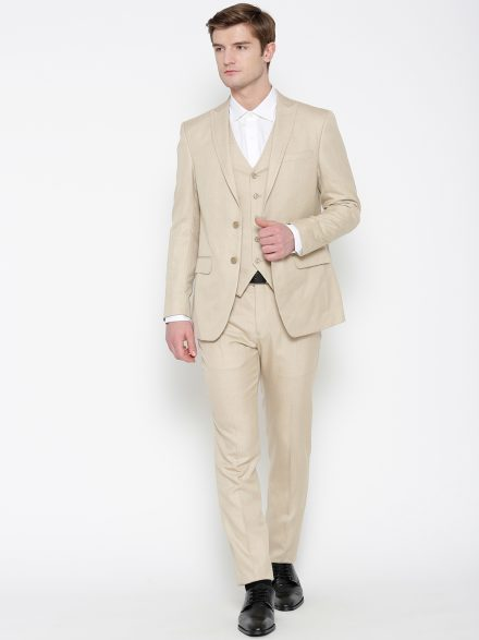 Peter England Three Piece Suit