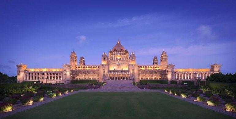 Priyanka Chopra and Nick Jonas Wedding Location and Venue