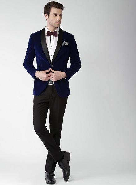 Velvet Party Tuxedo