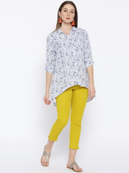 Shirt Style Fancy Kurti