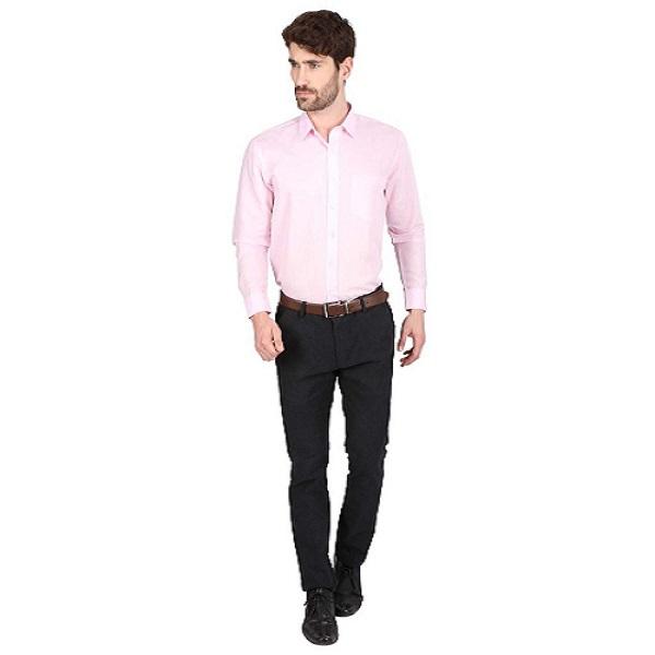 Cotton Linen Formal Shirt