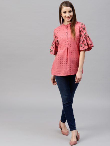 Bell Sleeves Tunics