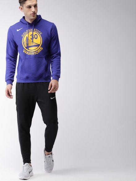 Alphanumeric Print Nike Sweatshirt