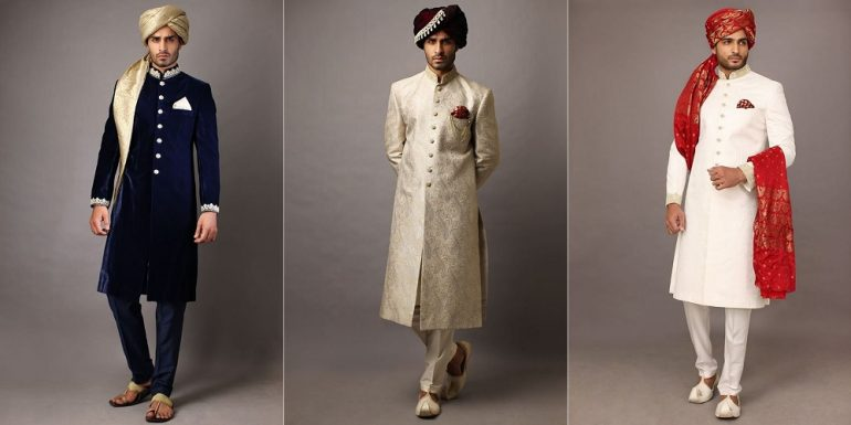 8 Best Wedding Sherwani Styles For Grooms To Try