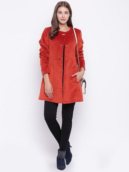 Hip Length Pea Coat