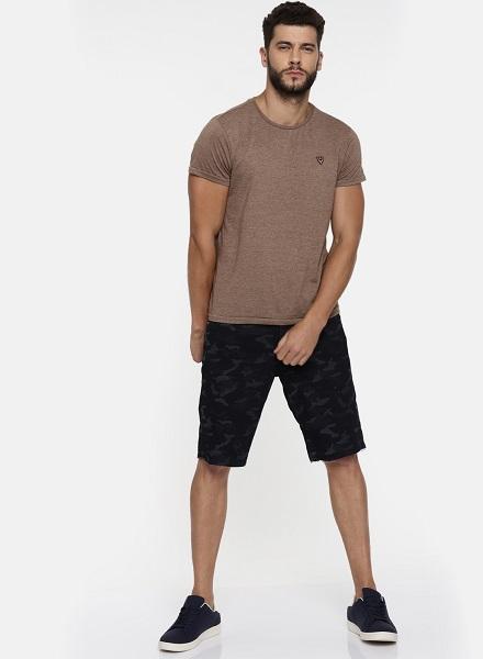 Men Slim Fit Puma Shorts