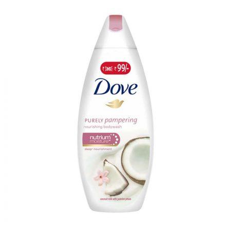 Dove Coconut Milk and Jasmine Petals Body Wash