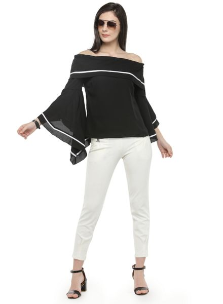 The Trendy Bell Sleeves