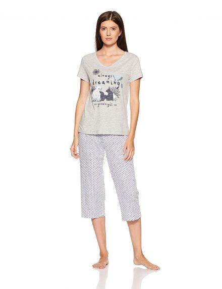 Cropped Pyjama