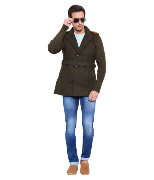 Long Casual Jacket