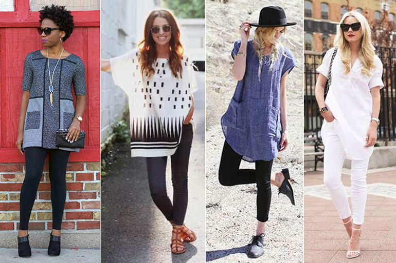 10 Ways To Wear Best Tunics For Any Body Type