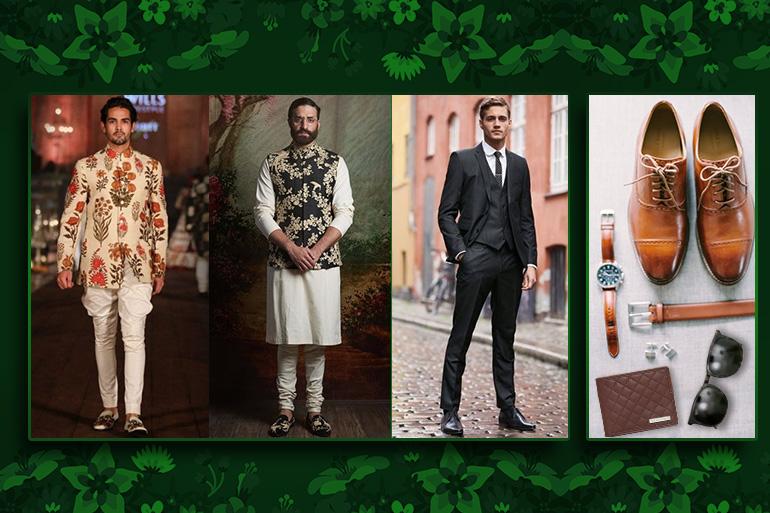 Top 10 Wedding Wardrobe Essentials for Men