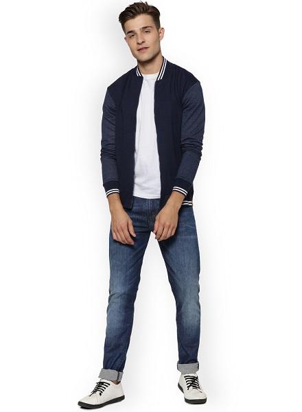 Cotton Varsity Jacket