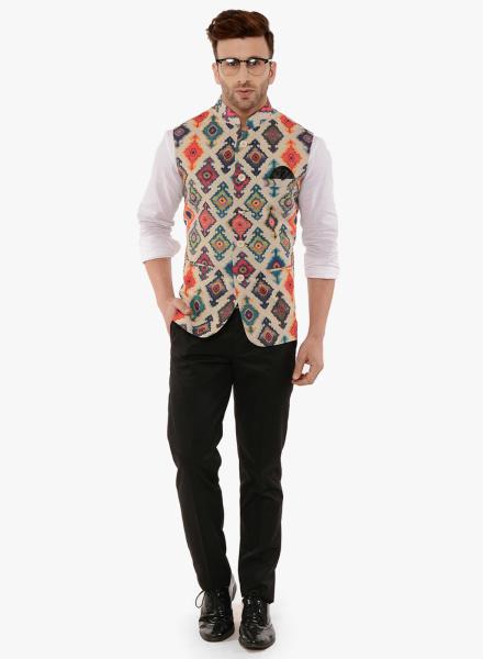 Ethnic Waistcoat