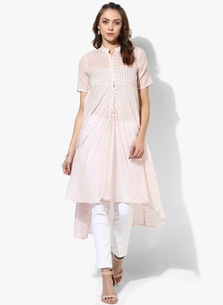 High-Low Fancy Kurti