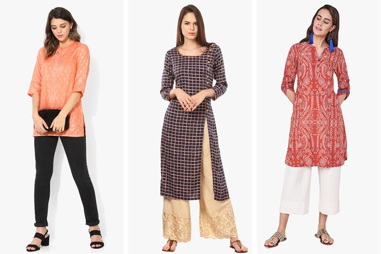 Top 10 Jabong kurtis To Look Out For This Season