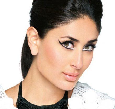 Reverse Eyeliner by Kareena Kapoor