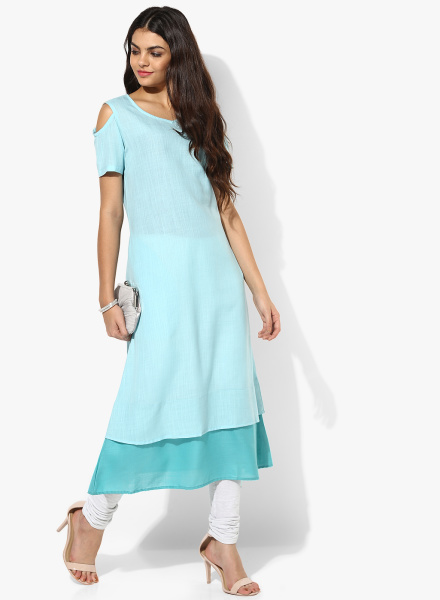 Layered Fancy Kurti
