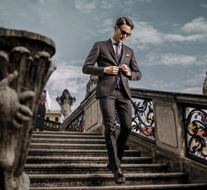 Louis Philippe Suits
