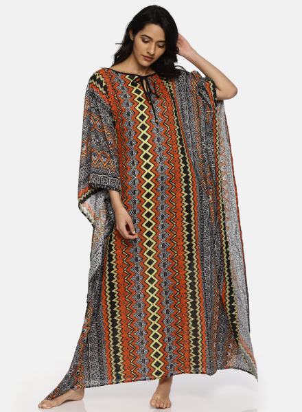 Kaftan Nighty