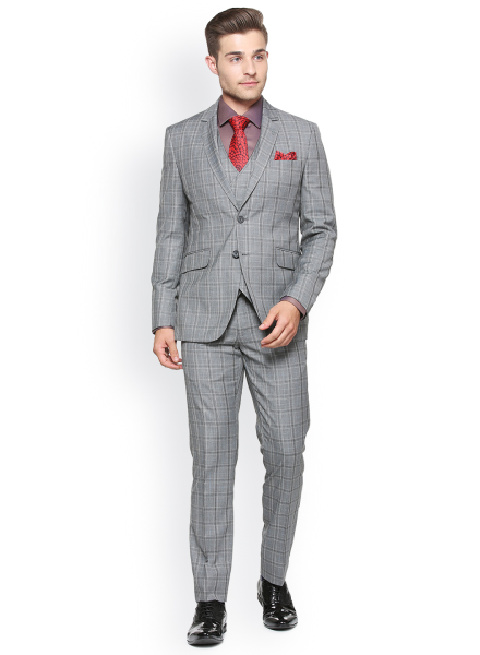 Suit-Up With a Twist