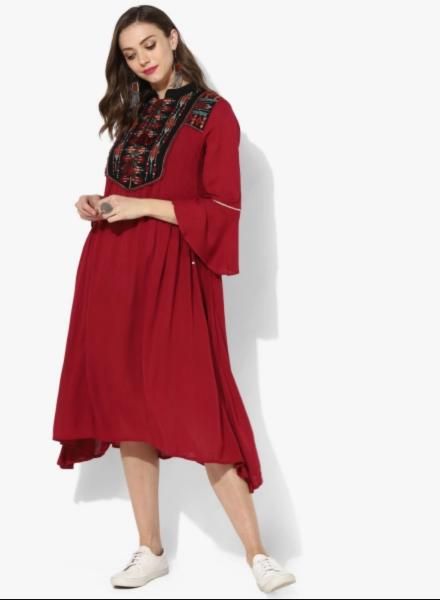 W Kurti Dress