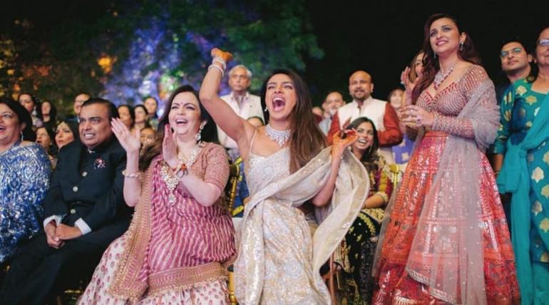 Priyanka Chopra and Nick Jonas Wedding Photos
