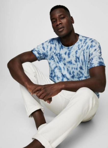 Tie & Dye Printed T-shirt