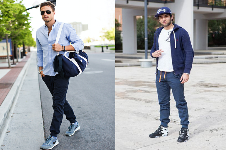 10 Most Versatile Ways To Wear Men's Joggers