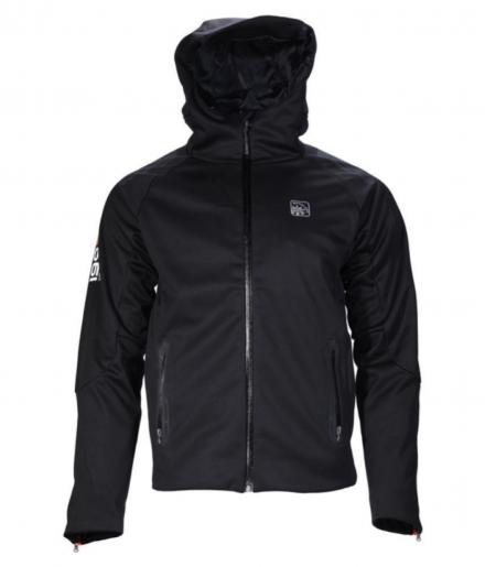 Woodland Hooded Jacket