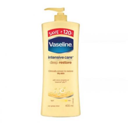 Vaseline Intensive Care Deep Restore Body Lotion