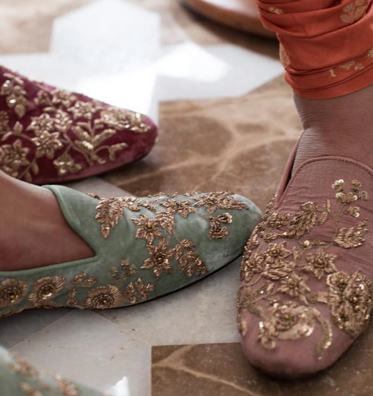 Shoe Styles To Pair With Your Sherwani