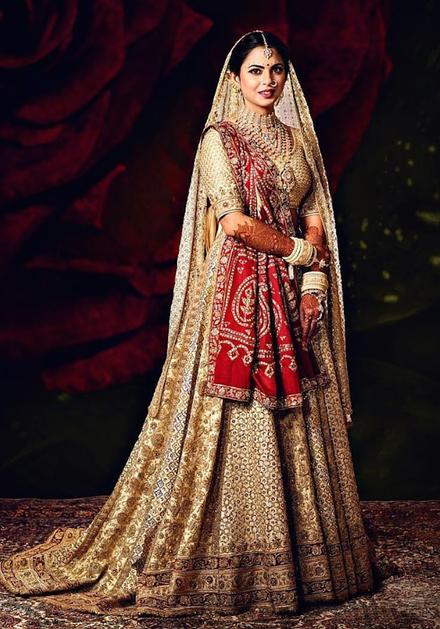 Isha Ambani: Sheer Royalty